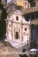 la Chiesa delle anime del Purgatorio  - Ragusa (4666 clic)