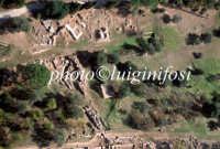 veduta aerea dell'area archeologica di leontinoi  - Leontinoi (4836 clic)