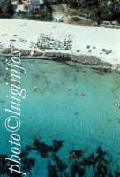 la spiaggia di San Vito lo Capo vista dall'alto  - San vito lo capo (7017 clic)