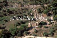 veduta aerea dell'area archeologica di leontinoi  - Leontinoi (4699 clic)