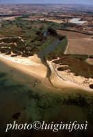 la foce del fiume irminio  - Irminio (4368 clic)