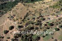veduta aerea dell'area archeologica di leontinoi  - Leontinoi (4855 clic)