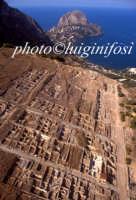 veduta aerea del sito archeo di solunto  - Solunto (6722 clic)