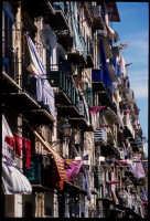 i balconi di via torremuzza PALERMO Luigi Nifosì