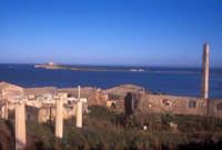 la tonnara di Porto Palo e l'isola di capo passero   - Portopalo di capo passero (10090 clic)