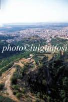 veduta aerea dell'area archeologica di leontinoi  - Leontinoi (4804 clic)