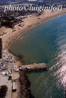 il molo di marina di modica e la spiaggia  - Marina di modica (4920 clic)