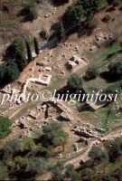 veduta aerea dell'area archeologica di leontinoi  - Leontinoi (4767 clic)