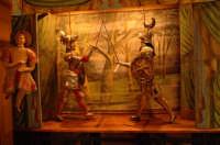 un teatrino al museo internazionale delle marionette PALERMO Luigi Nifosì
