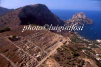 veduta aerea del sito archeo di solunto  - Solunto (7279 clic)