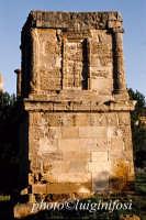 valle dei templi, tomba di terone  - Agrigento (3253 clic)