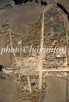 veduta aerea dell'area archeologica di megara hyblea  - Megara hyblea (5277 clic)