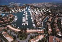 veduta aerea del villaggio tiristico  - Porto rosa (9474 clic)