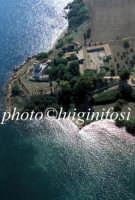 veduta aerea dell'antiquarium di megara hyblea  - Megara hyblea (5248 clic)