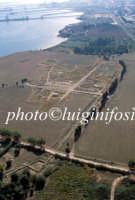 veduta aerea dell'area archeologica di megara hyblea  - Megara hyblea (4548 clic)