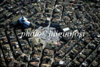 ... veduta aerea dell'esagono   - Grammichele (6615 clic)