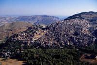 vista aerea di caccamo  - Caccamo (3003 clic)