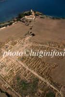 veduta aerea dell'area archeologica di megara hyblea  - Megara hyblea (4703 clic)