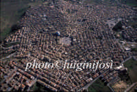 ... veduta aerea dell'esagono   - Grammichele (7184 clic)