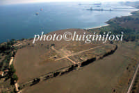veduta aerea dell'area archeologica di megara hyblea  - Megara hyblea (4600 clic)