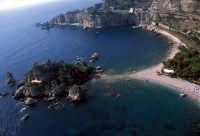 isola bella vista dall'alto  - Taormina (6678 clic)