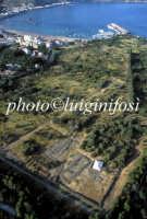 veduta aerea dell'area archeologica di naxos  - Giardini naxos (6640 clic)