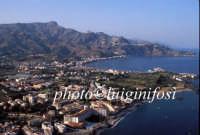 veduta aerea dell'area archeologica di naxos  - Giardini naxos (6653 clic)