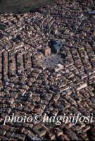 ... veduta aerea del centro   - Grammichele (7460 clic)