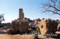 tempio di ercole  - Agrigento (2807 clic)