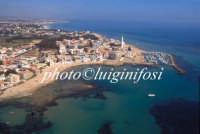 veduta aerea della baia di punta secca  - Punta secca (5513 clic)