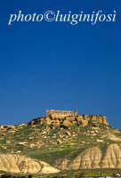 i resti del del tempio di giunone sulla collina  - Agrigento (4064 clic)