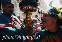 la festa di santa lucia in maggio  - Siracusa (1606 clic)
