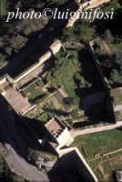 veduta aerea del castello di lombardia  - Enna (4797 clic)
