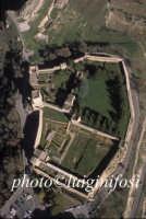 veduta aerea del castello di lombardia  - Enna (4534 clic)