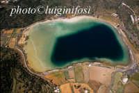 lo specchio di venere in una veduta aerea  - Pantelleria (4311 clic)