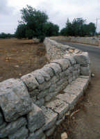 caratteristici muri a secco  - Ragusa (17596 clic)