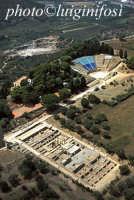 l'area archeologica e il teatro  - Tindari (9586 clic)