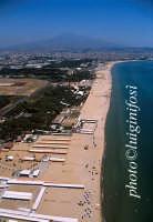 la playa e l'etna   - Catania (4857 clic)