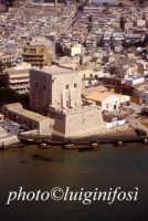 veduta aerea della torre cabrera  - Pozzallo (4462 clic)