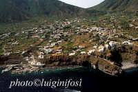 veduta aerea della costa  - Salina (4053 clic)