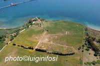 l'impianto urbanistico di megara hyblea vista dall'alto  - Megara hyblea (5199 clic)