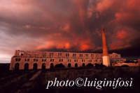 tramonto sulla fornace penna  - Sampieri (4638 clic)