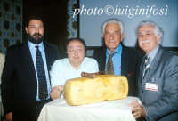 processo al ragusano: da sx Licitra, Vizzari, Santiapichi e Calabrese RAGUSA Luigi Nifosì