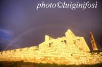 l'arcobaleno sulla fornace  - Sampieri (2989 clic)