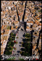 veduta aerea di porta garibaldi  - Catania (2928 clic)