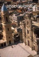 la chiesa dell'annunziata vista dall'alto  - Ispica (4117 clic)