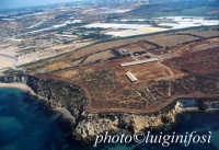 veduta aerea degli scavi archeologici   - Camarina (3916 clic)