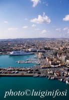 veduta aerea del porto  - Catania (2771 clic)