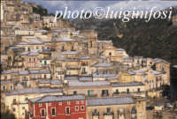 ragusa ibla dopo la neve  - Ragusa (2049 clic)