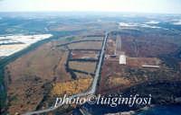 veduta aerea degli scavi archeologici   - Camarina (3562 clic)